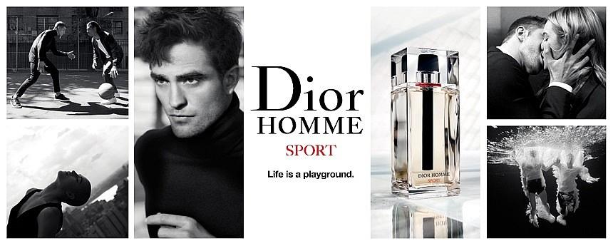 мужской аромат dior homme sport
