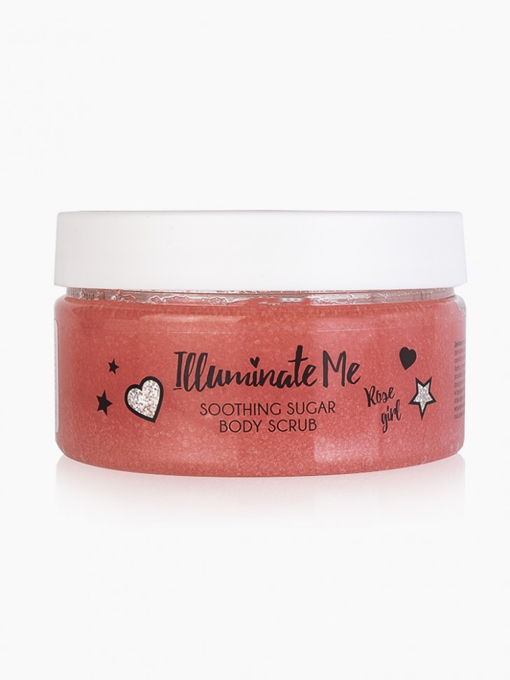 Vilenta 7 Days Illuminate Me Soothing Sugar Body Scrub