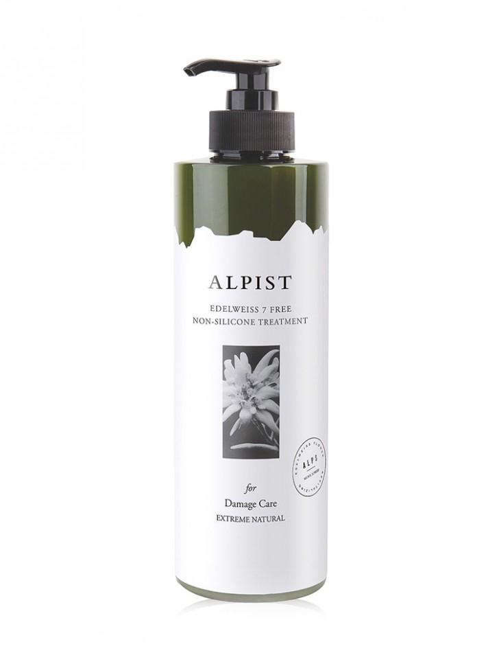 Маска для волос KeraSys Alpist Edelweiss 7 Free Non-Silicone Treatment