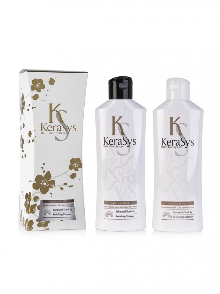 KeraSys Hair Clinic System Подарочный набор Revitalizing