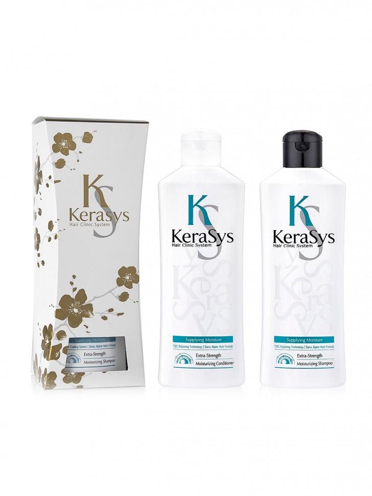 KeraSys Hair Clinic System Подарочный набор Moisturizing