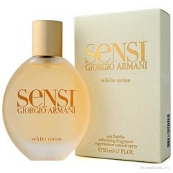 Giorgio Armani Sensi White Notes
