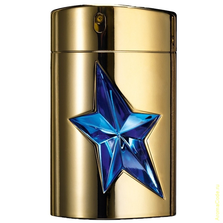 Thierry mugler a 39 men gold edition for Thierry mugler miroir des vanites