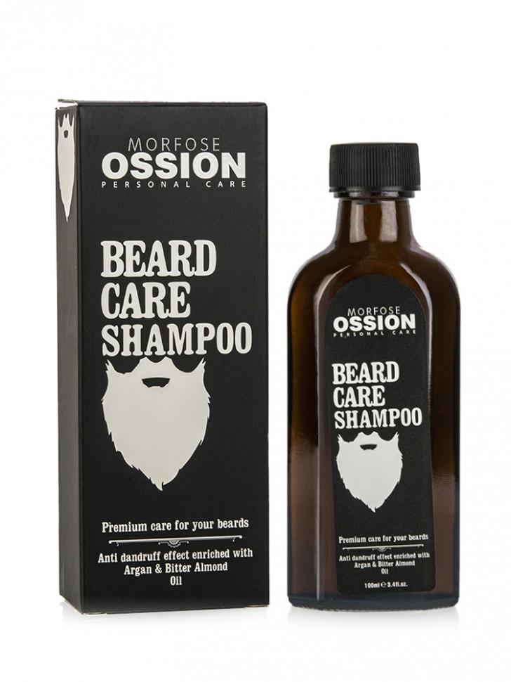 Шампунь для бороды и усов Morfose Ossion Beard Care Shampoo