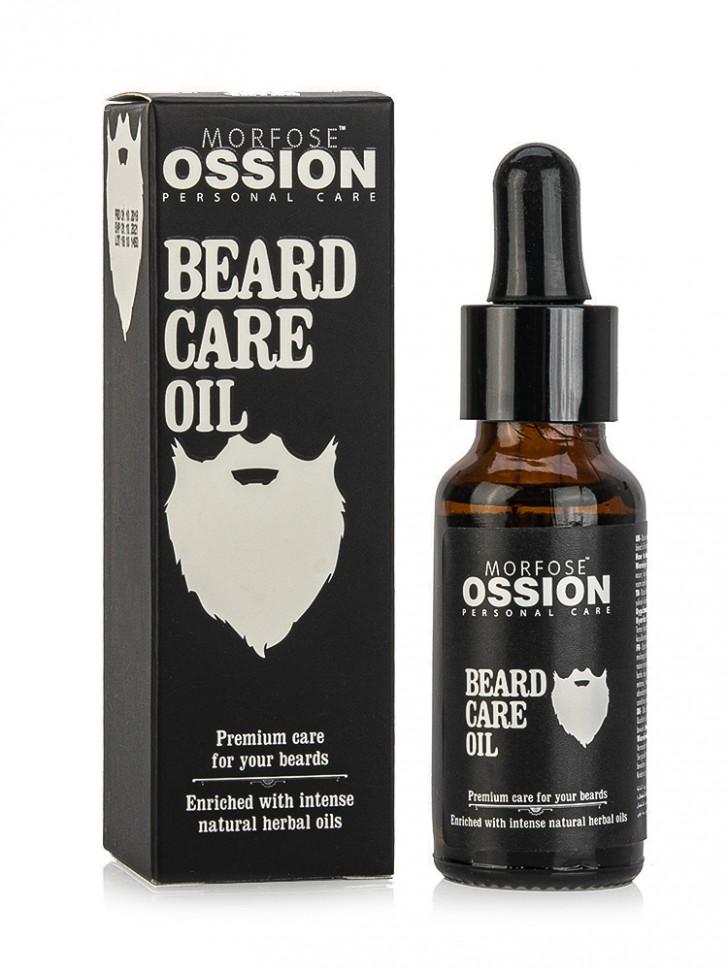 Масло для бороды и усов Morfose Ossion Beard Care Oil