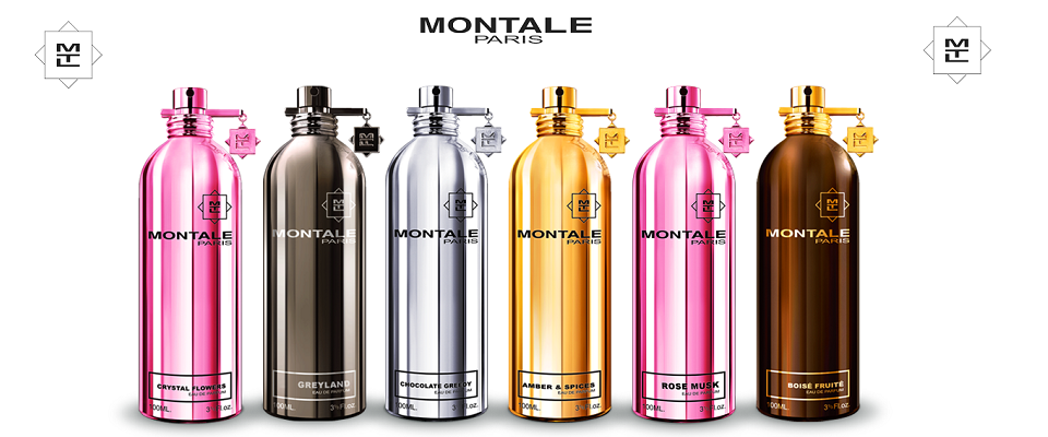Каталог парфюмерии Montale Paris