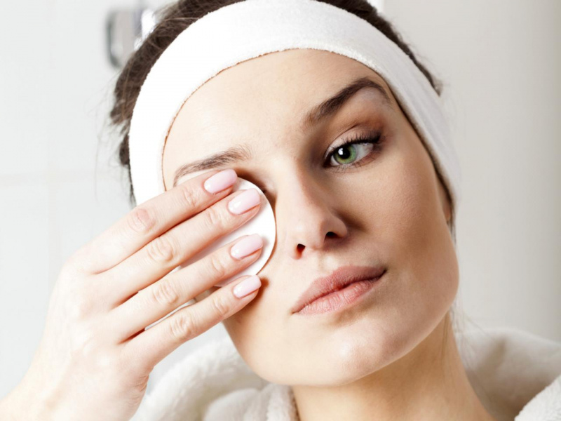 Правильное контурирование лица: пошаговая инструкция очищение