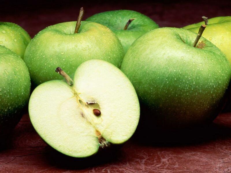 духи зеленое яблоко 1