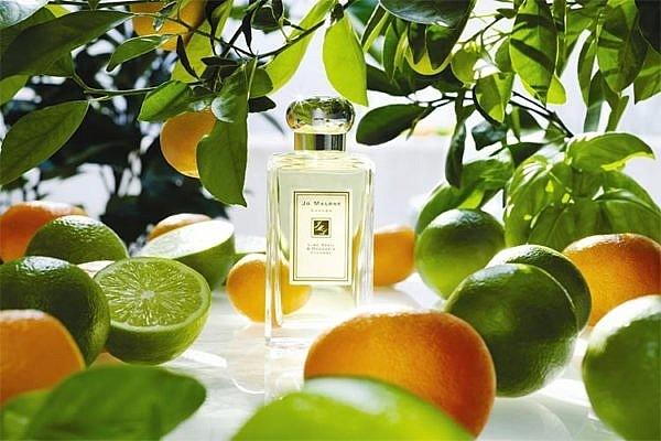 Лимонные духи для женщин