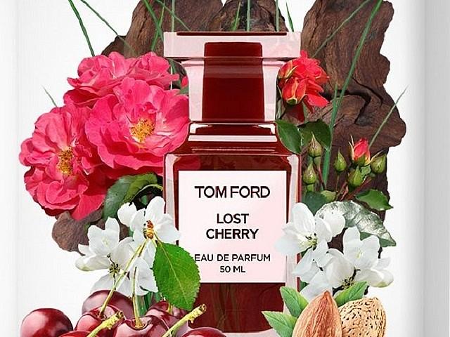 Lost Cherry от Tom Ford-аромат для постоянных и спокойных личностей