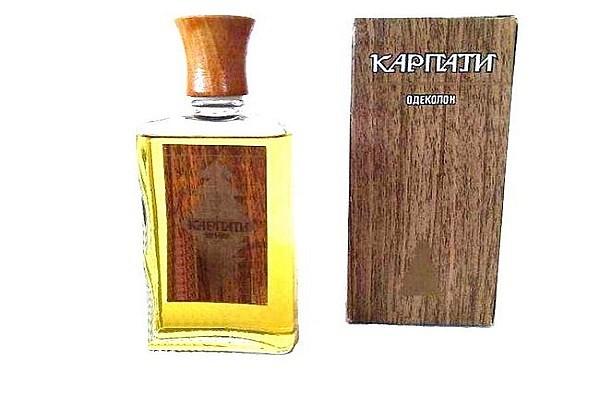 парфюм Карпаты