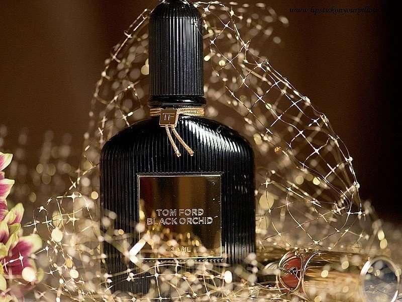 Том Форд «Черная Орхидея»