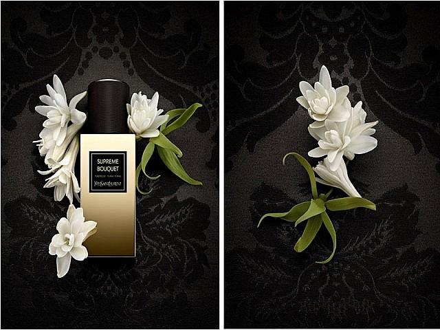Аромат Yves Saint Laurent Splendid Wood и роскошном золотом оформлении