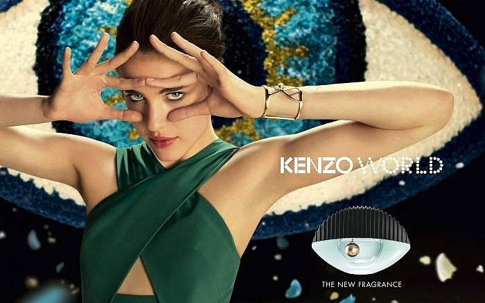 реклама kenzo world