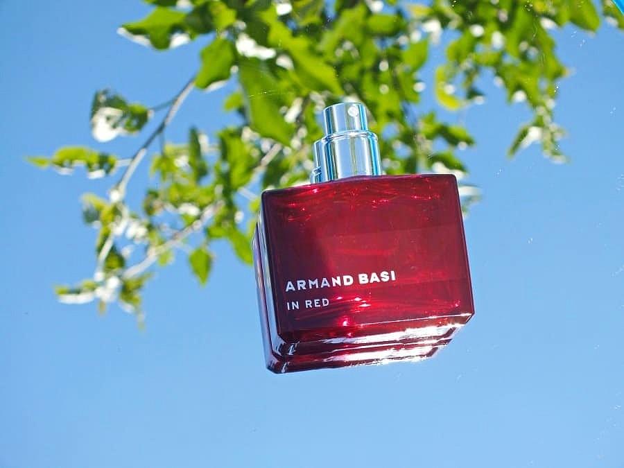 характерные черты Armand Basi In Red