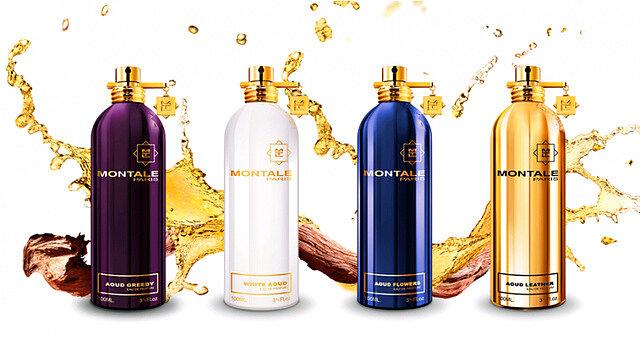 Нишевая парфюмерия Montale