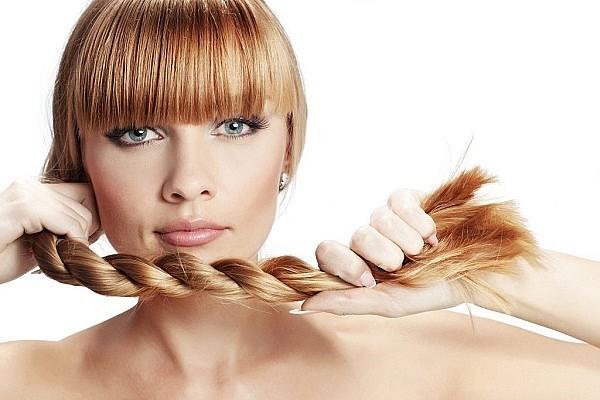 Как укрепить волосы от выпадения 1