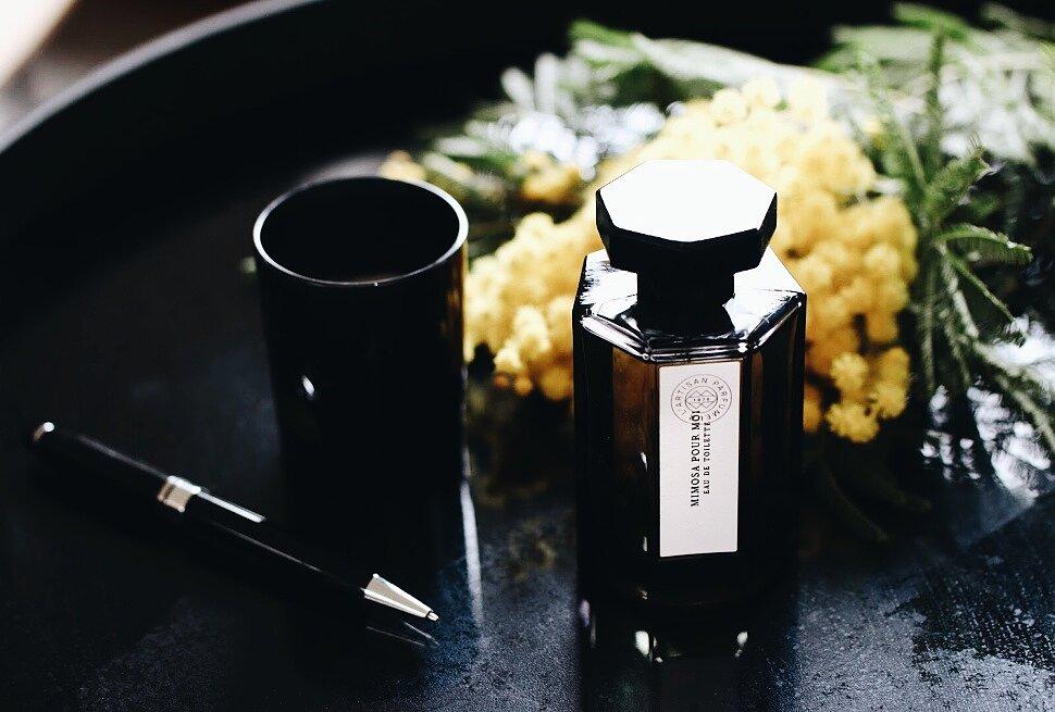 L`Artisan Parfumeur Mimosa Pour Moi