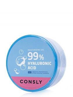 Гель для лица и тела Consly 99% Hyaluronic Acid Moisturizing Gel