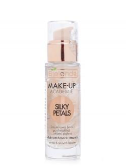 Основа под макияж Bielenda Make-Up Academie Silky Petals