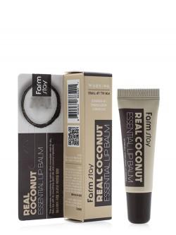 Бальзам для губ FarmStay Real Coconut Essential Lip Balm