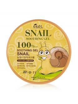 Гель для лица и тела Ekel Snail Soothing Gel 100%