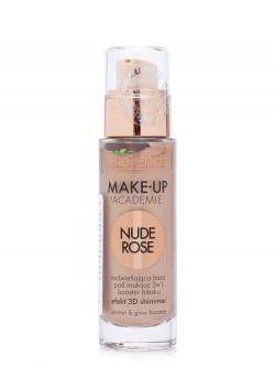Основа под макияж Bielenda Make-Up Academie Nude Rose