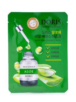 Маска для лица Jigott Doris Aloe Real Essence Mask