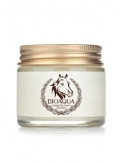 Bioaqua Horse Oil Miracle Cream Крем для лица