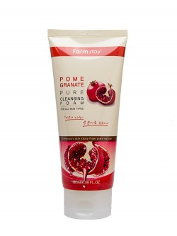 Пенка для умывания FarmStay Pomegranate Pure Cleansing Foam