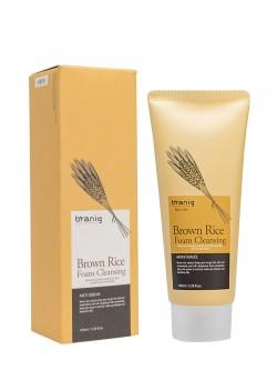 Пенка для умывания Branig Brown Rice Foam Cleansing