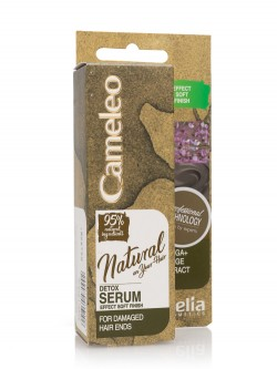 Сыворотка для волос Delia Cameleo Detox Serum Effect Soft Finish For Damaged Hair Ends