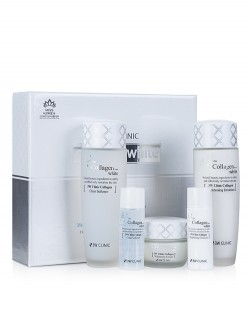 Набор 3W Clinic Collagen Whitening Skin Care Set