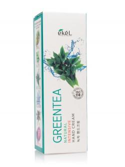 Крем для рук Ekel Greentea Natural Intensive Hand Cream