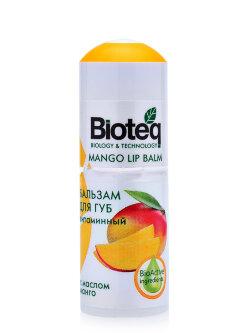 Бальзам для губ Bioteq Витаминный с маслом манго