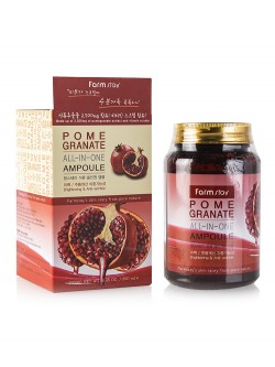 Сыворотка для лица FarmStay Pomegranate All-In-One Ampoule