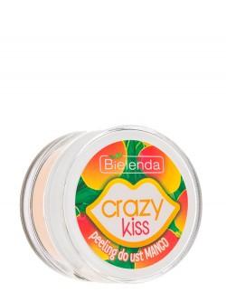 Скраб для губ Bielenda Crazy Kiss Mango Sugar Lip Scrub