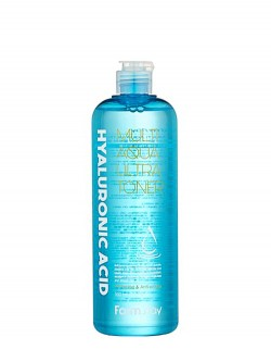 Тонер для лица FarmStay Hyaluronic Acid Multi Aqua Ultra Toner