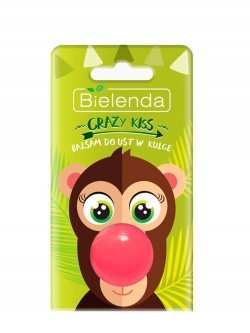 Бальзам для губ Bielenda Crazy Kiss Monkey