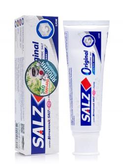 Зубная паста Lion Salz Original Hypertonic Salt + Qio + Fluoride