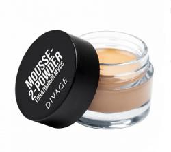 Тональный мусс Divage Mousse-2-Powder
