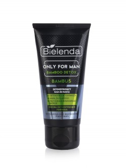 Bielenda Only For Men Bamboo Detox Крем для лица