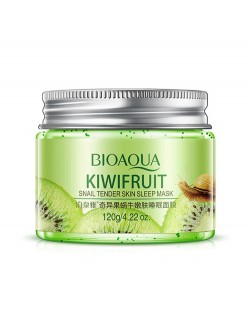 Bioaqua Kiwifruit Snail Tender Skin Sleep Mask Маска для лица
