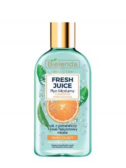 Мицеллярная вода Bielenda Fresh Juice Апельсин