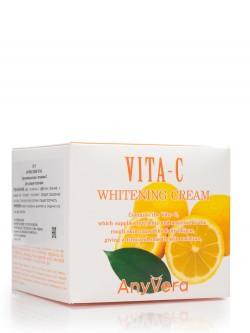 Крем для лица AnyVera Vita-C Whitening Cream