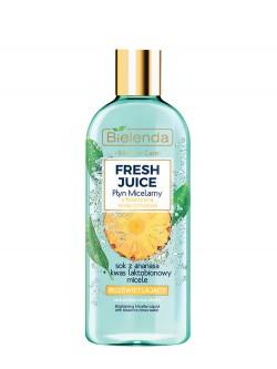 Мицеллярная вода Bielenda Fresh Juice Ананас