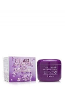 Крем для лица AnyVera Collagen Anti-Wrinkle Cream