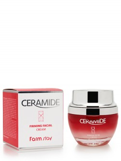 Крем для лица Farm Stay Ceramide Firming Facial Cream