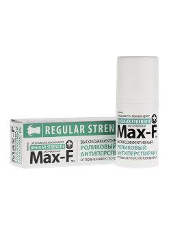Антиперспирант Max-F Regular Strength