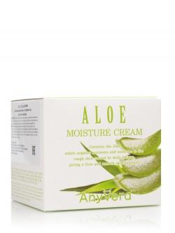 Крем для лица AnyVera Aloe Moisture Cream